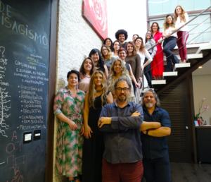 O Professor, Mestre e Doutorando em Visagismo Digital - PUC/SP, foi o escolhido pela CNN - Brasil para desenvolver os projetos de Consultoria Visagista de Imagem Profissional.